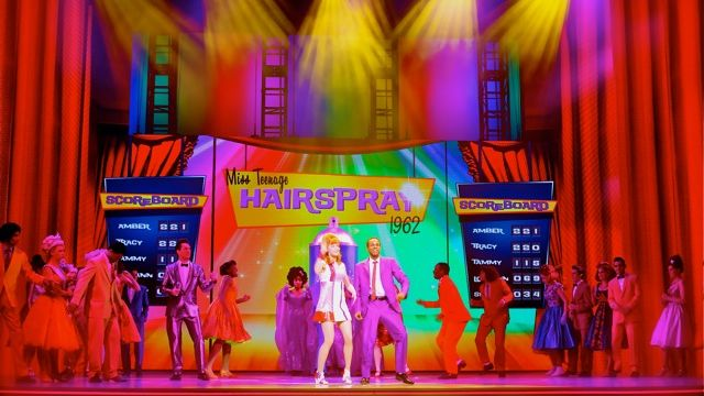 "Hairspray: A ""Brand New Do"" in Music Theatre Technology"