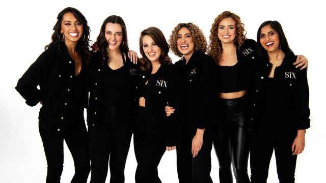 Six The Musical's Queens Crowned
