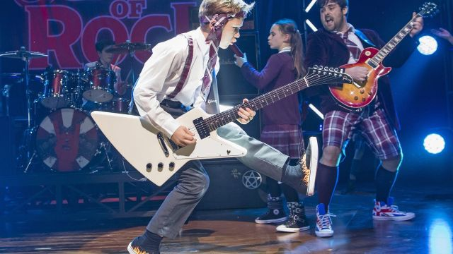 School of Rock for Melbourne