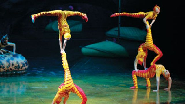 CIRQUE DU SOLEIL RETURNS TO AUSTRALIA IN 2012 WITH OVO