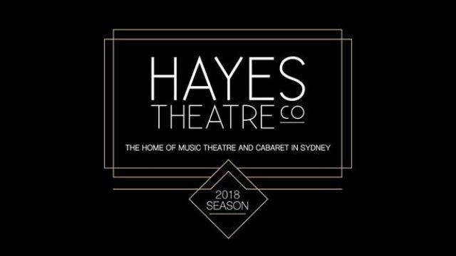 Hayes Theatre Company Season 2018