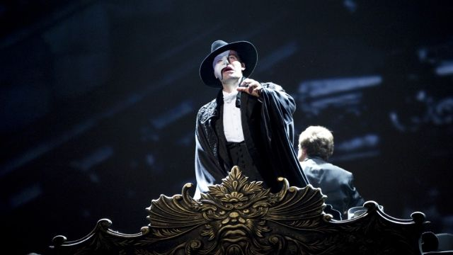 Watch The Phantom of the Opera Free This Weekend