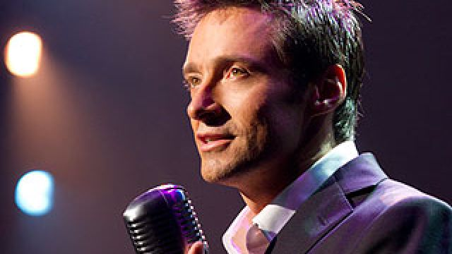 Hugh Jackman to star in Harry Houdini musical after Producers switch to Stephen Schwartz.