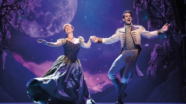 Frozen to Premiere at Capitol Theatre, Sydney in 2020.
