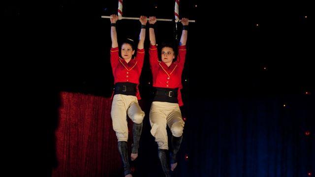 2009 Circus Showcase, National Institute of Circus Arts (NICA).