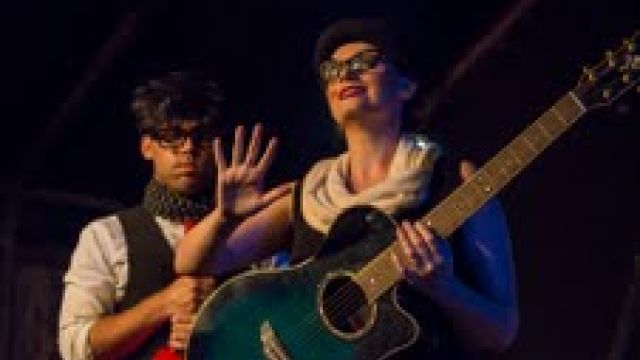 Point and Shoot – A New Musical
