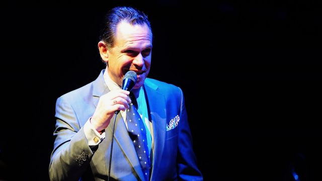 Kurt Elling with the Melbourne Symphony Orchestra