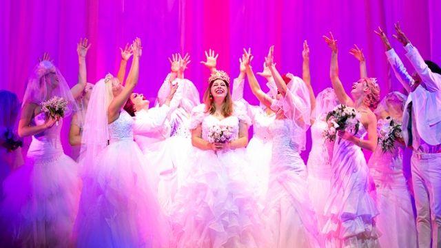 Muriel's Wedding The Musical.