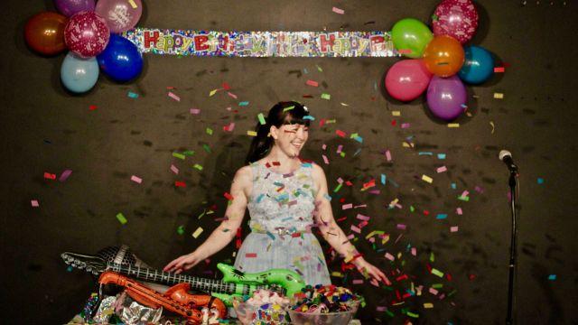 Katie's Birthday Party
