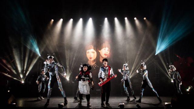 Circus Oz: Rock Bang