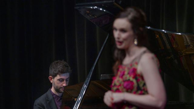 Alexandra Flood and Alex Raineri