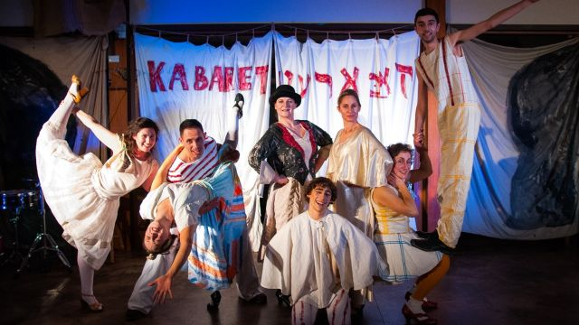 A Night to Remember: The Ghetto Cabaret