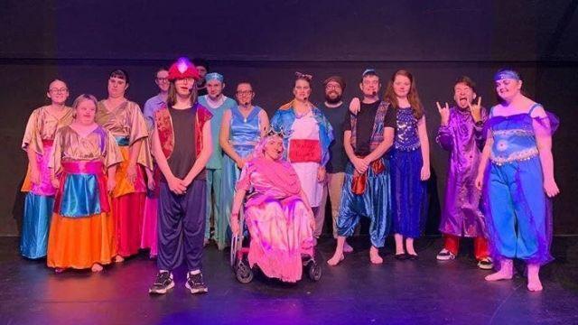 Aladdin the Pantomime