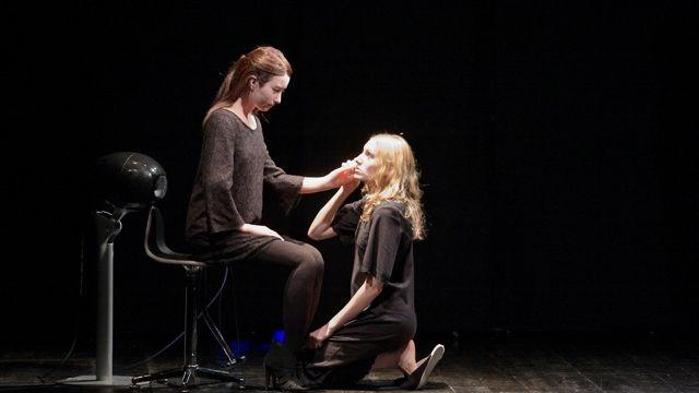 Sayonara: Android-Human Theatre.