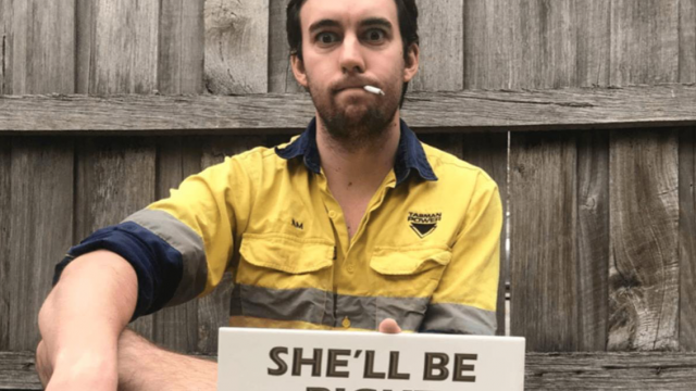 She'll Be Right: A Tradie Cabaret