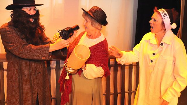 The Farndale Avenue Housing Estate Townswomen's Guild Dramatic Society's Production of A Christmas Carol