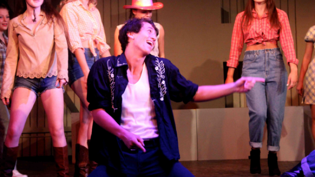 Footloose The Musical   Stage Whispers