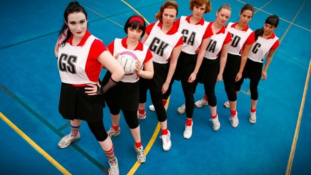 Contact! The Netball Musical