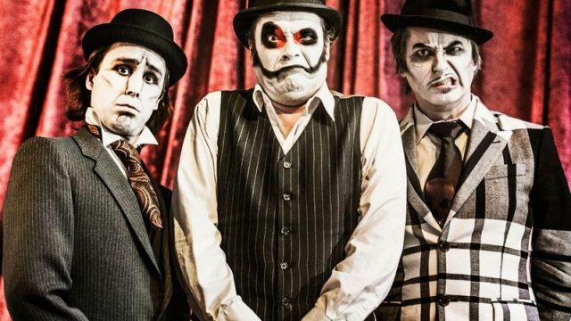 The Tiger Lillies Present Edgar Allan Poe's Haunted Palace