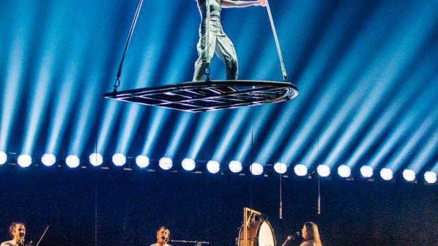 Cirque Alphonse: Tabarnak