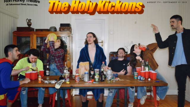 The Holy Kickons