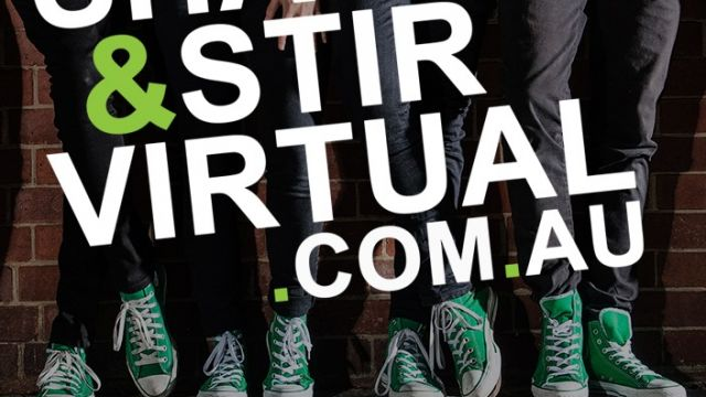 Shake & Stir Virtual