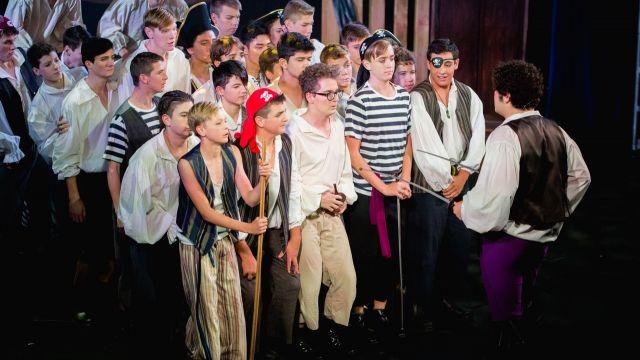 Essgee's Pirates of Penzance