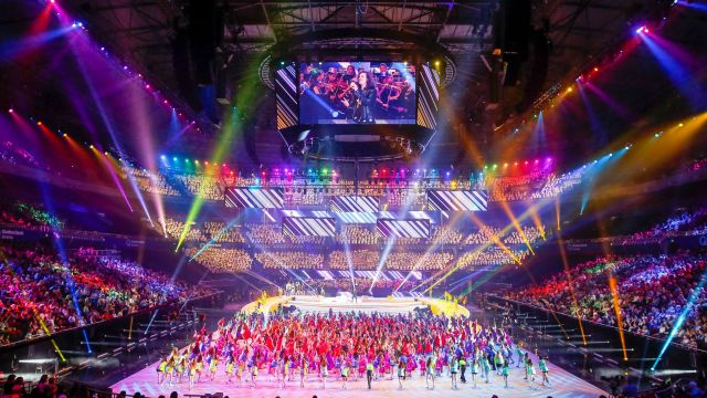 2017 Schools Spectacular Sets New Participation Record
