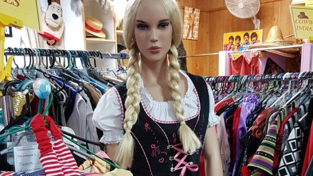 Fancy Dress Shop For Sale