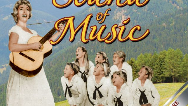 The Sound of Music: Original Australian Cast Recording on CD