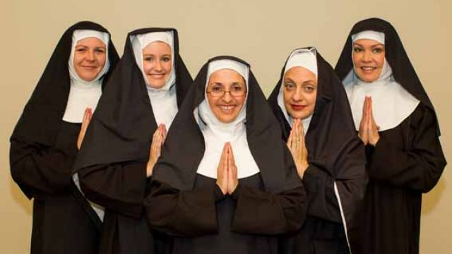 Rockdale Getting into Musical Comedy Habits for Nunsense