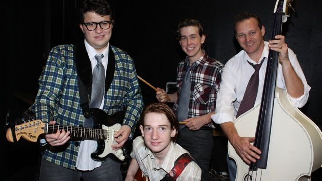 Oh Boy! The Buddy Holly Story for SE Queensland