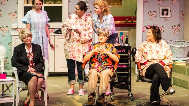 Steel Magnolias Steals Hearts at Castle Hill