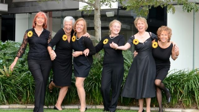 Gold Coast Calendar Girls Go All The Way