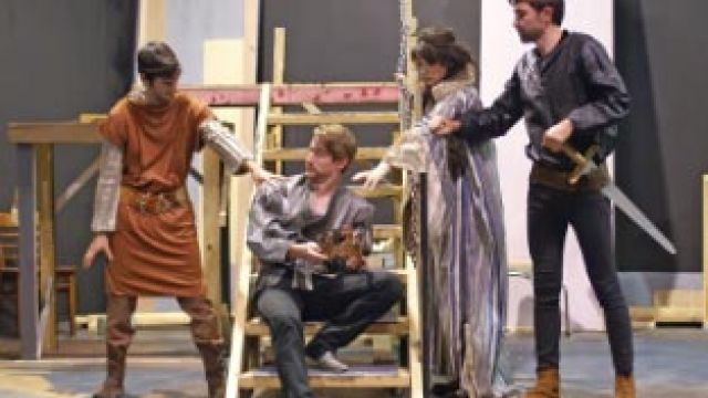 Heidelberg Theatre Company begins 60th Year with The Lion In Winter