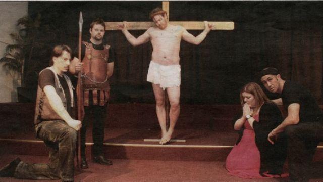 Church Stages Jesus Christ Superstar