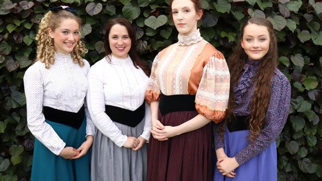 Little Women for WA Stage
