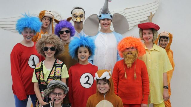 Lane Cove Youth Talent in Seussical Jr