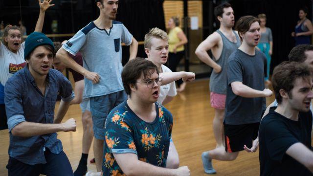 UTS Backstage Presents Monty Python's Spamalot