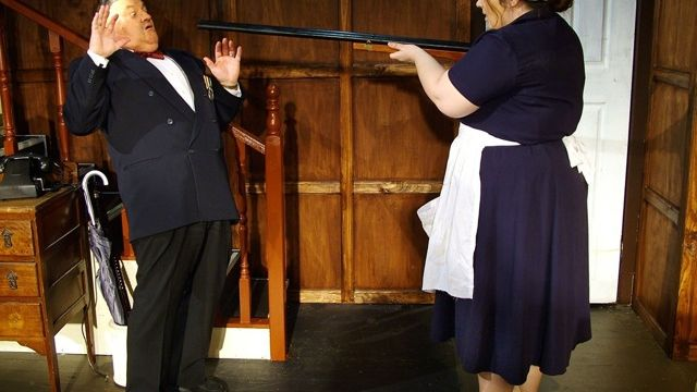 Dry Rot at The Henry Lawson Theatre