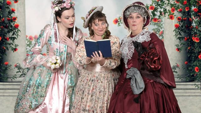 The Ghosts of Ruddigore Haunt NSW Stages