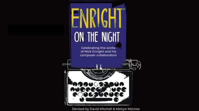 Enright On The Night at The Genesian