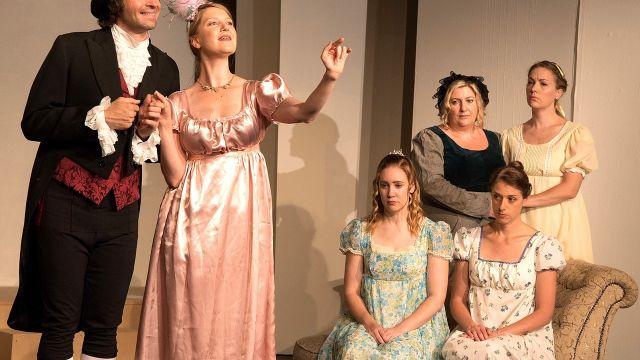 Sense and Sensibility at Melville Theatre