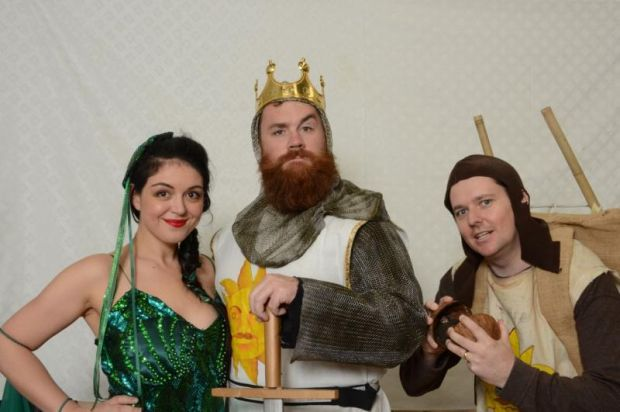 U201cEric Idle Says That Calling The Show Spamalot Tested Well And Was In  Keeping With The Knights Of The Round Table Song Of The Show, Which  Features A Can Of ...