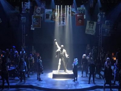 We Will Rock You – A Lighting Designer's Diary   Stage Whispers