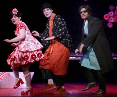 The Mikado | Stage Whispers