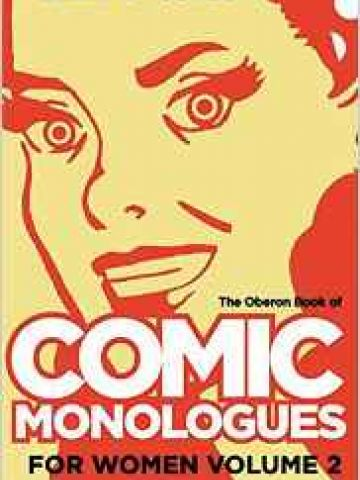 COMIC MONOLOGUES FOR WOMEN 2