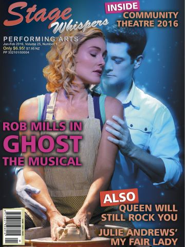 Stage Whispers Back Copy: January / February 2016
