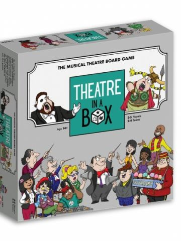 THEATRE IN A BOX - BASE GAME & RETURN SEASON EXPANSION PACK