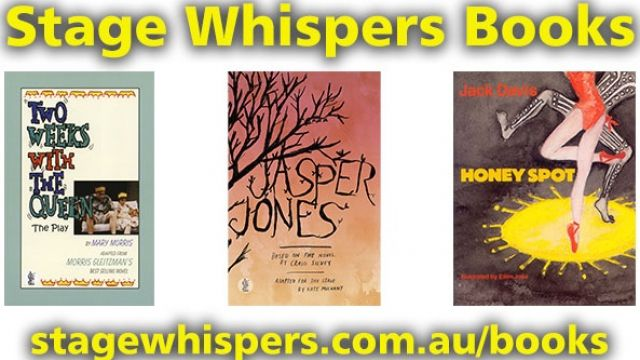 Stage Whispers Books Rewards